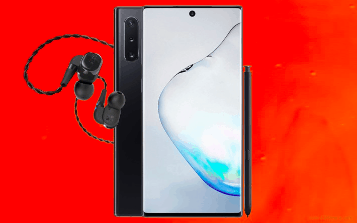 Active Noise Cancellation Earphone Akan Melengkapi Kedatangan Samsung Note 10