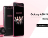 Promo Samsung A80 Black Pink Edition